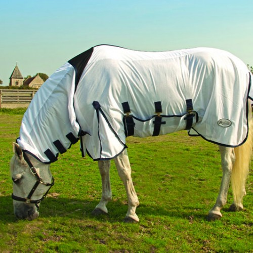 689 Rhinegold Combination Full Neck Fly Rug 2
